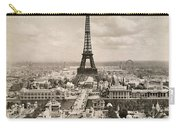 Paris: Eiffel Tower, 1900 Carry-all Pouch