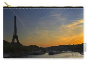 Parisian Sunset. Carry-all Pouch