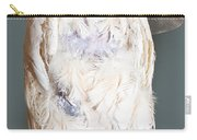 Parrot White Carry-all Pouch