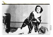 Pauline Cushman (1833-1893) Carry-all Pouch