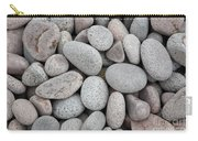 Pebbles On Beach Carry-all Pouch