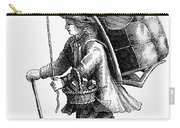 Peddler, 18th Century Carry-all Pouch