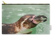 Penguin Carry-all Pouch by Tom Gowanlock