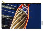Pepsi Cola Bottle Carry-all Pouch