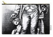 Philippe Pinel, French Physician Carry-all Pouch