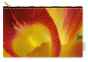 Photograph Of A Hope Orchid Flower Carry-all Pouch