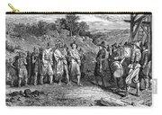 Pilgrims: Massasoit Carry-all Pouch
