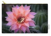 Pink Echinopsis Carry-all Pouch