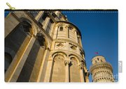 Pisa Tower And Cathedral Carry-all Pouch