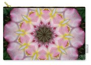 Plumeria 2 Carry-all Pouch