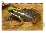 Poison Frog With Eggs Carry-all Pouch