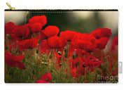 Poppy Flowers 05 Carry-all Pouch
