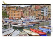 Port Of Camogli Carry-all Pouch by Joana Kruse