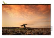 Poulnabrone Dolmen, The Burren, Co Carry-all Pouch