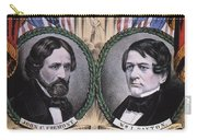 Presidential Campaign, 1856 Carry-all Pouch