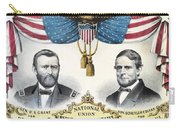 Presidential Campaign, 1868 Carry-all Pouch