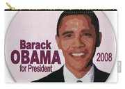 Presidential Campaign, 2008 Carry-all Pouch