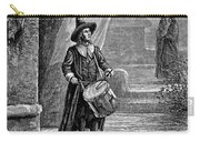 Puritan Church Drummer Carry-all Pouch