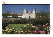 Queen Of The Spanish Missions Carry-all Pouch