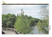 Ramsey Lake Boardwalk Carry-all Pouch