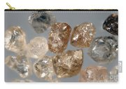 Raw Diamonds Carry-all Pouch