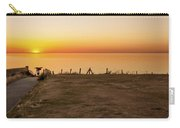 Reculver Sunset Carry-all Pouch
