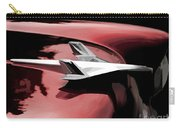 Red Chevy Jet Carry-all Pouch