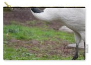 Red Crowned Crane Carry-all Pouch