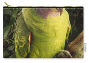 Red-tailed Amazon Amazona Brasiliensis Carry-all Pouch