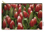 Red Tulip Heaven Carry-all Pouch