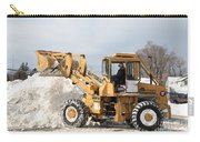 Removing Snow Carry-all Pouch