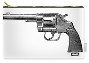 Revolver, 19th Century Carry-all Pouch