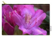 Rhododendron Bloom Carry-all Pouch