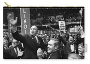 Richard J. Daley (1902-1976) Carry-all Pouch