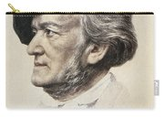 Richard Wagner (1813-1883) Carry-all Pouch by Granger
