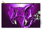 Ringo Party Animal Purple Carry-all Pouch