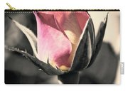 Rita Rosebud Pink Carry-all Pouch
