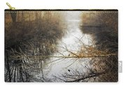 River In The Fog Carry-all Pouch