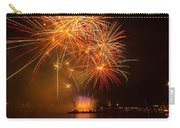 River Thames Fireworks Carry-all Pouch