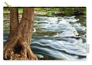River Through Woods Carry-all Pouch