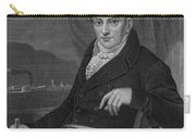 Robert Fulton, American Engineer Carry-all Pouch