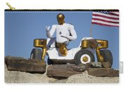 Robonaut 2 Poses Atop Its New Wheeled Carry-all Pouch by Stocktrek Images