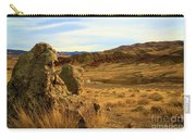 Rocky Painted Hills Carry-all Pouch