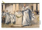 Roman Senate: Catiline Carry-all Pouch