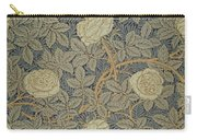 Rose Carry-all Pouch by William Morris