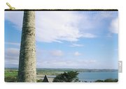 Round Tower, Ardmore, Co Waterford Carry-all Pouch