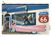 Route 66 Elvis Carry-all Pouch