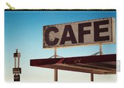 Roy's Cafe Carry-all Pouch