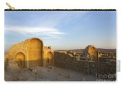 Ruins Of Shivta Byzantine Church Carry-all Pouch
