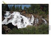 Running Water Glen Alpine Falls Carry-all Pouch